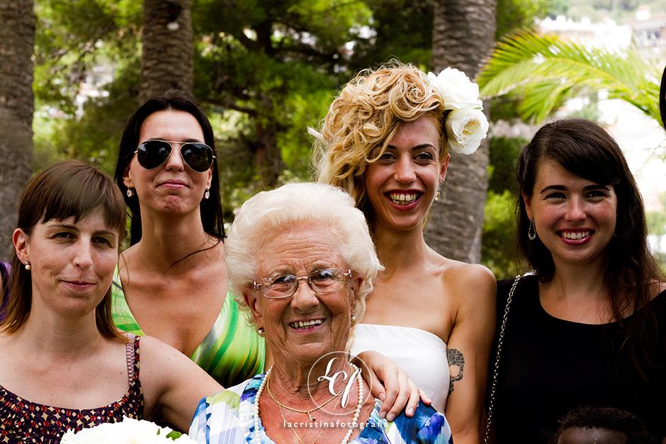 Fotografía de bodas :: Fotografía de ceremonias :: Fotografía de novias