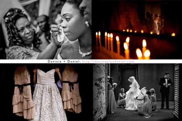 Fotografía de bodas :: Fotografía de cerimonias