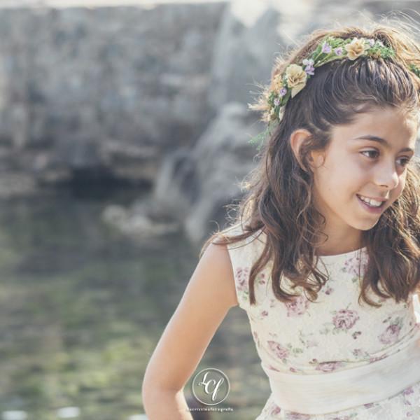 Fotografía primera comunión :: Fotografía comunión Barcelona :: Fotografía infantil