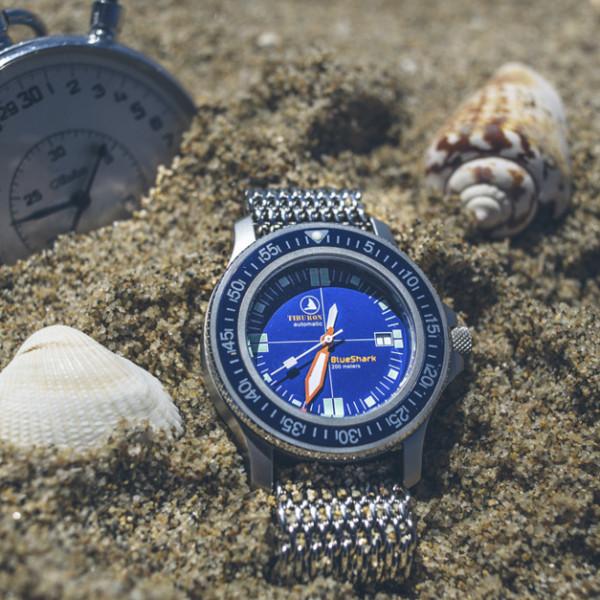 Fotografia de producto :: Tiburon Blue Shark