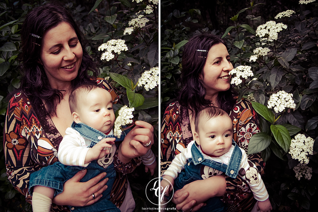 Fotografía Familiar :: Fotografía de Bebés :: Fotografía Barcelona :: Parque del laberinto