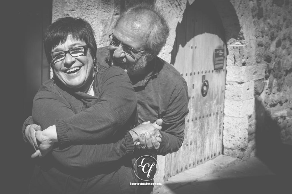 Fotografia aniversario :: Fotografía Besalú :: Preboda :: Fotografía de pareja :: Reportaje 25 aniversario