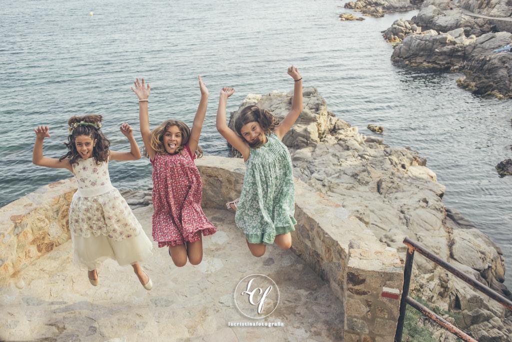 Sesión infantil :: Reportaje comunión :: Sesión express :: Reportage niñas :: Reportaje Lloret de Mar :: Reportaje Costa Brava