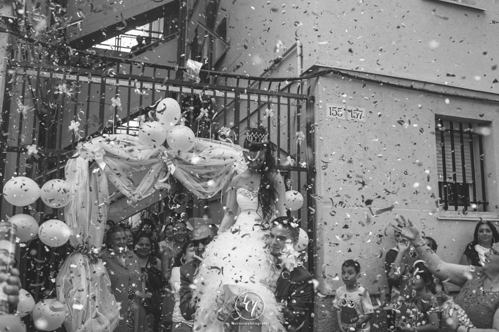 Premios Lux fotografía 2013 :: Boda Gitana :: Gitanos :: La Mina :: Sant Roc :: San Roque :: Gitanos de Barcelona :: Fotografía de Bodas :: Fotógrafo de Bodas Barcelona