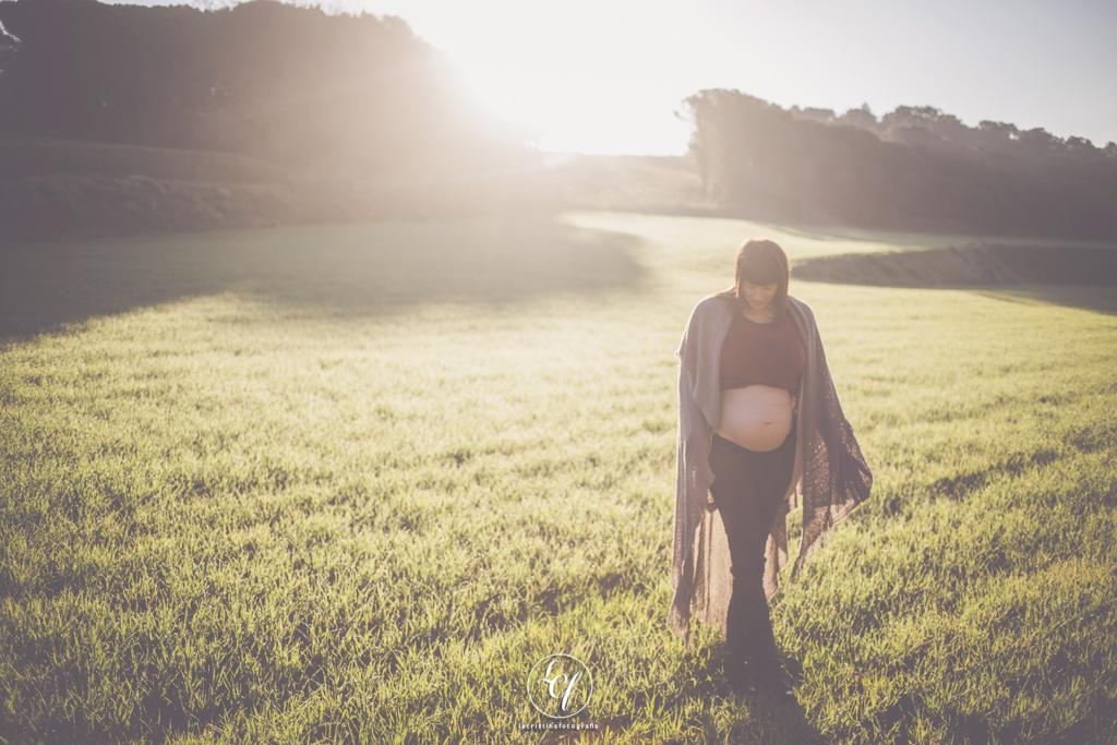 Fotografia embarazada Barcelona :: Fotografo de embarazadas :: Fotografía embarazos