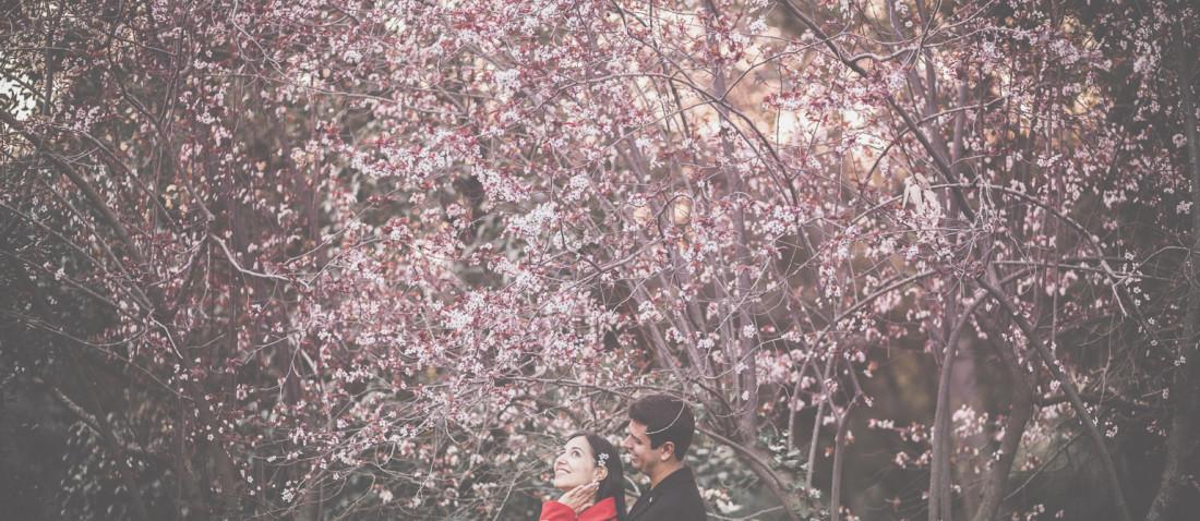 Fotografia preboda Barcelona :: Fotografía Barcelona pareja :: Reportaje de Pareja barrio gótico :: Reportaje de pareja parque del laberinto
