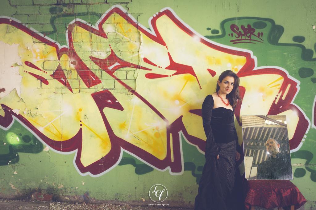 Fotografía portfolio fotografíco músico :: Fotografía profesional cantante de ópera :: Fotografías música lírica