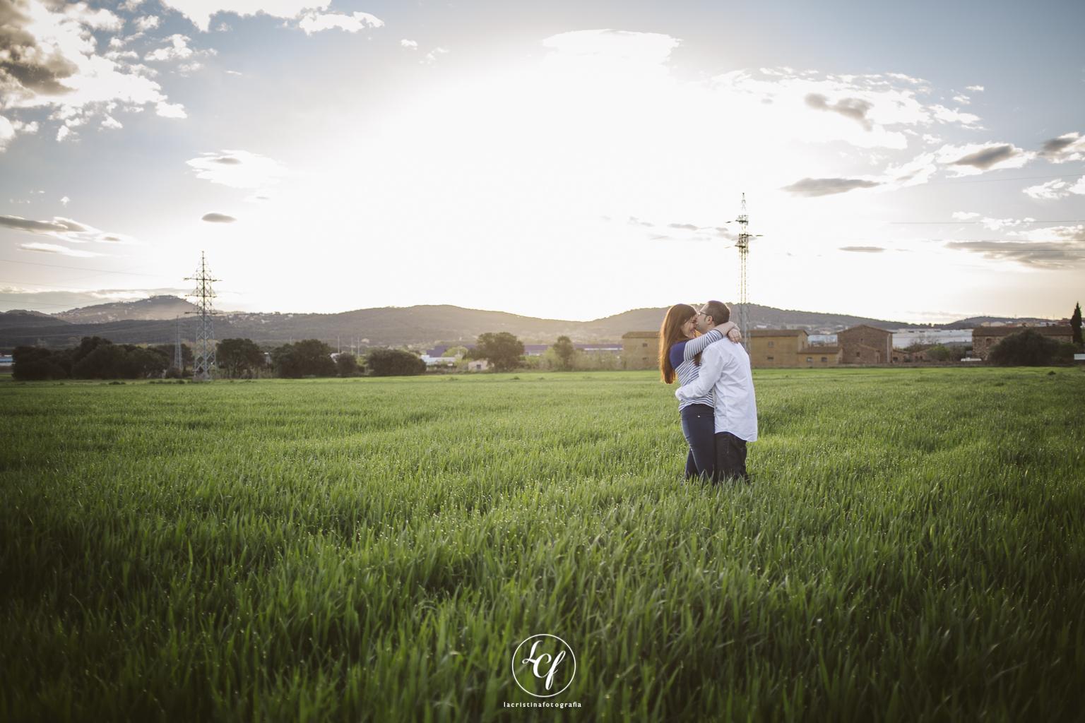 Fotografía preboda :: Fotografía de pareja :: Fotografía Begur