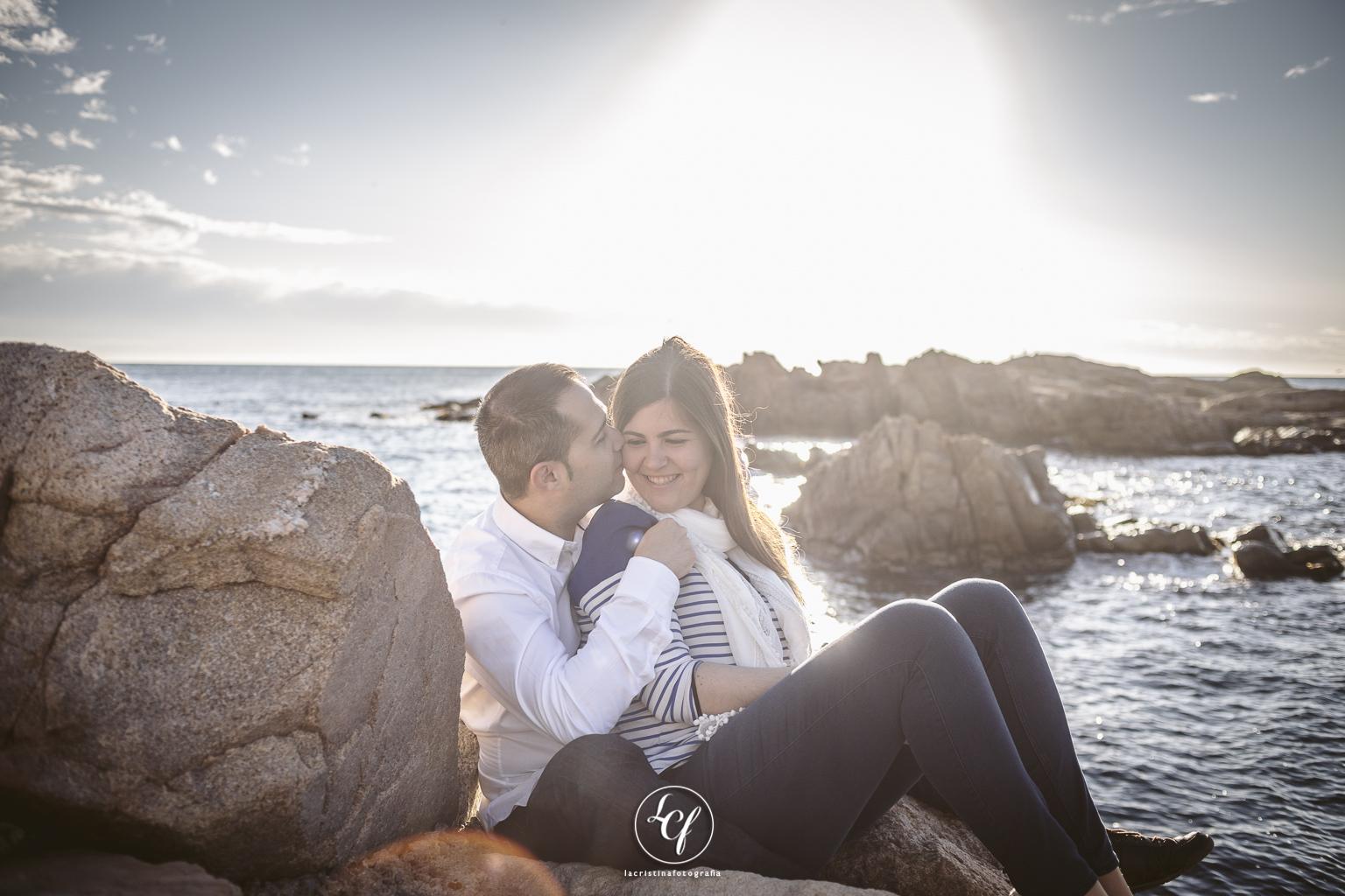 Fotografía de pareja :: Fotografía Begur