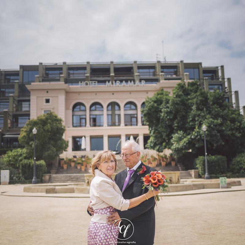 Fotografía 50 aniversario de bodas :: Bodas de Oro :: Fotógrafo de bodas :: Cincuenta aniversario :: Fotógrafo de bodas Barcelona