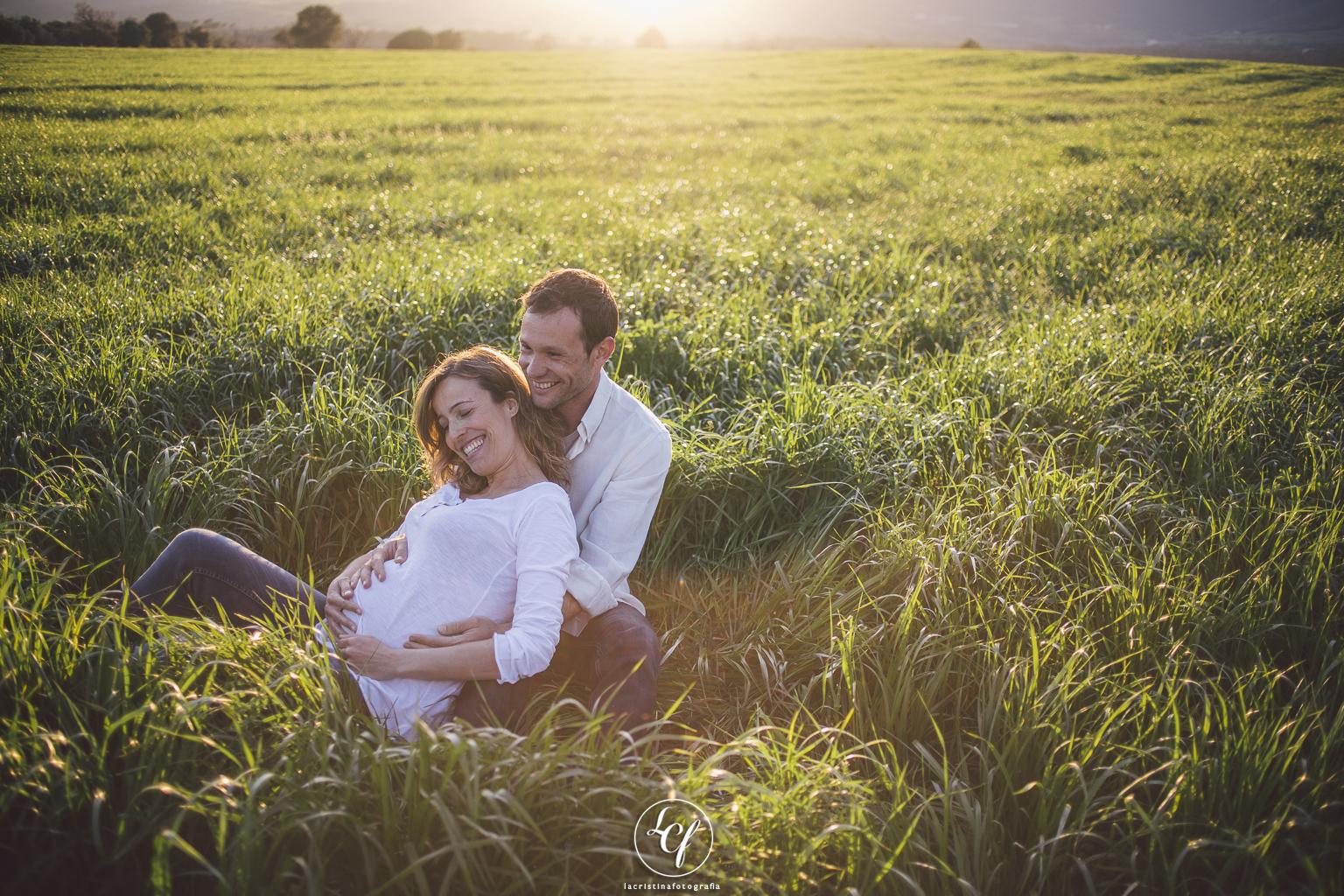 fotógrafo embarazada barcelona :: fotografía embarazada :: fotógrafo embarazos gironella