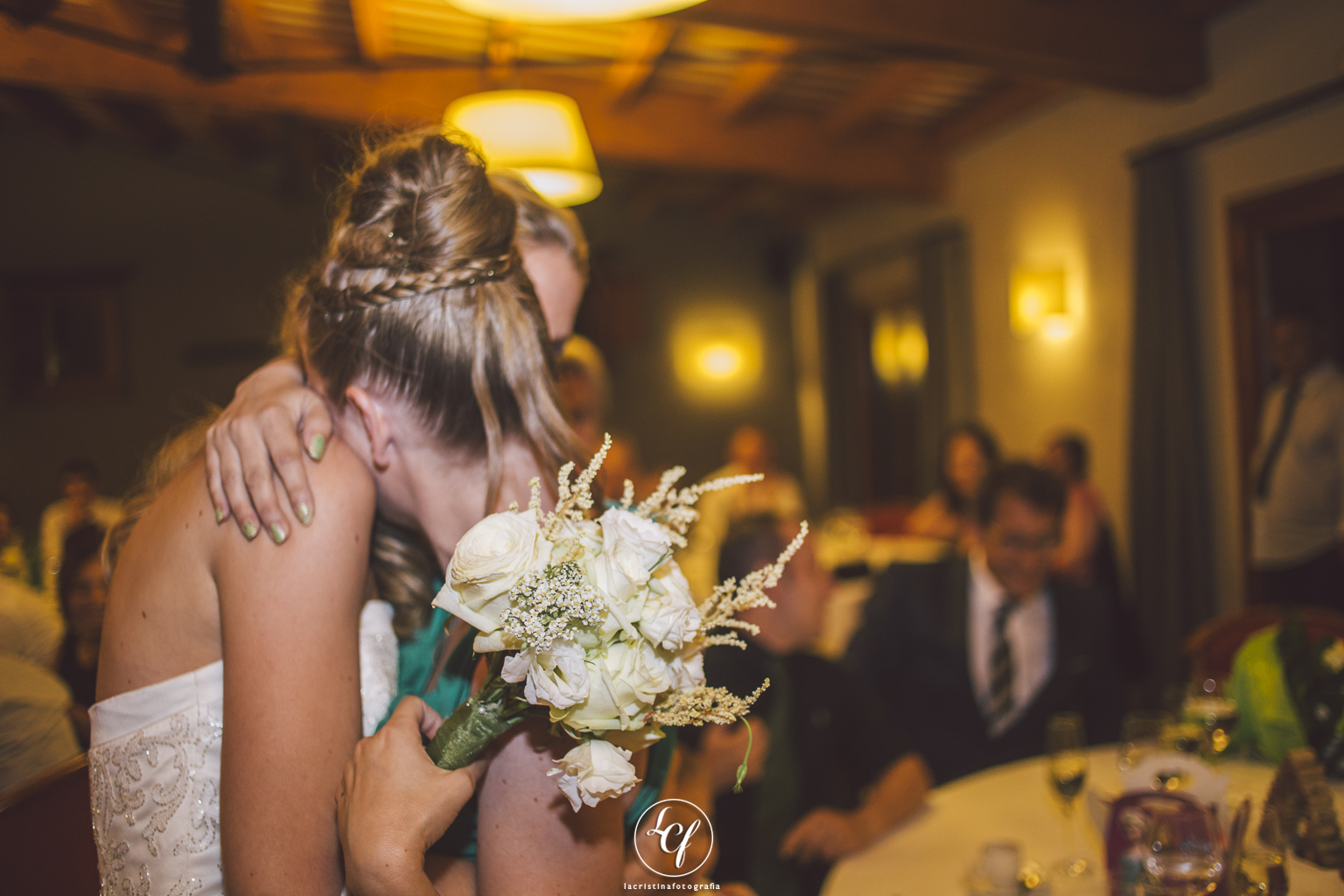 fotógrafo de bodas :: fotografía de boda barcelona :: más el martí viladrau :: boda en la montaña :: boda al atardecer:: boda romántica :: country wedding :: boda al atardecer