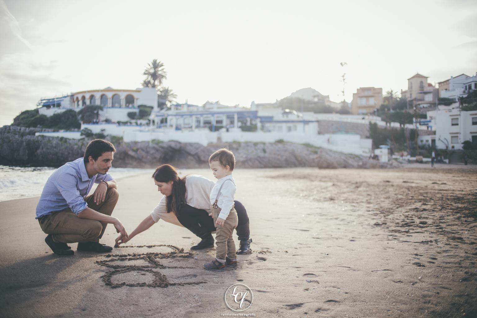 fotógrafo de familia :: fotógrafo les casetes del grarraf :: fotógrafo sitges :: fotografia de familia natural