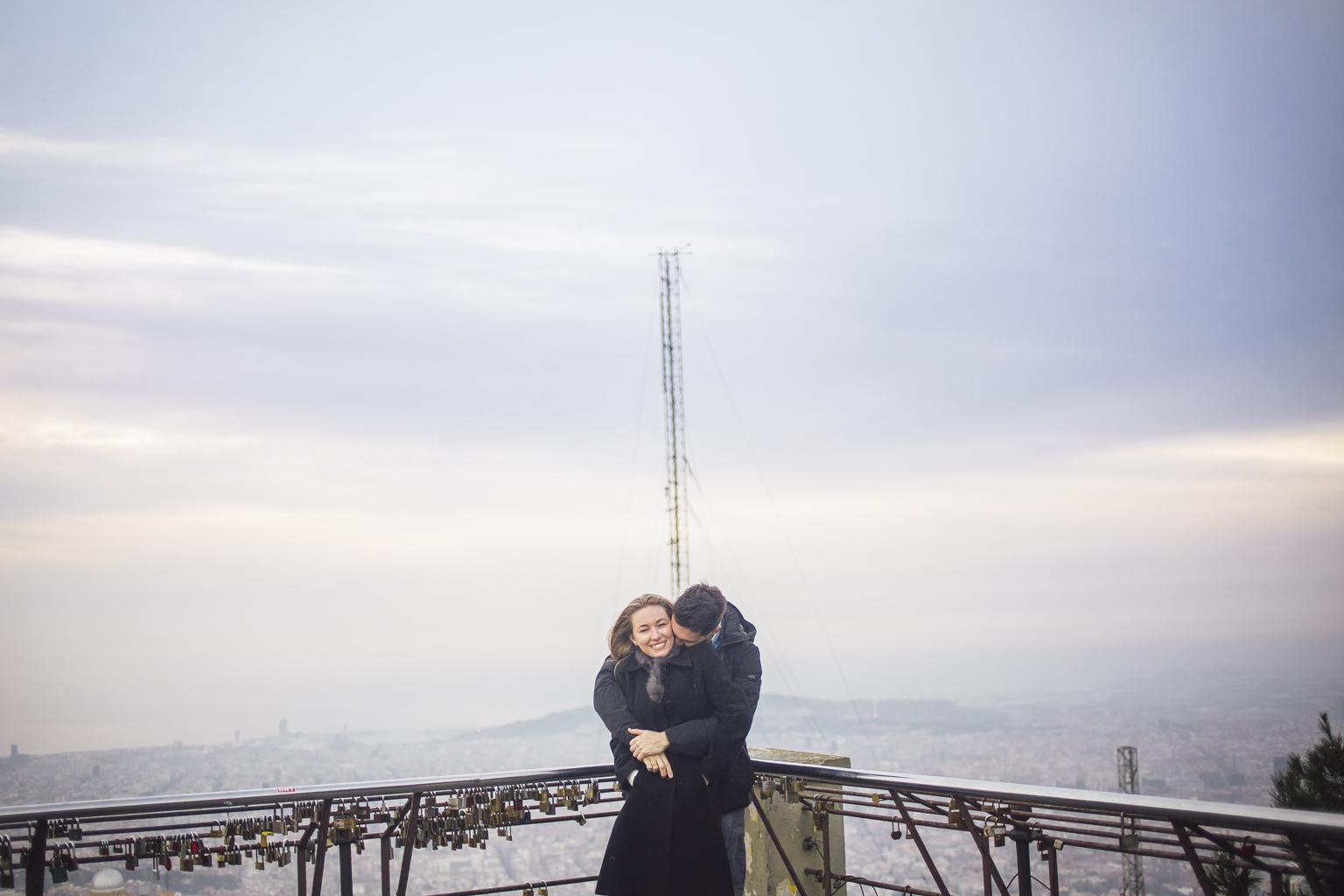 fotógrafo preboda Barcelona :: reportaje romántico Barcelona :: fotógrafo de pareja Barcelona :: fotógrafo de boda Barcelona
