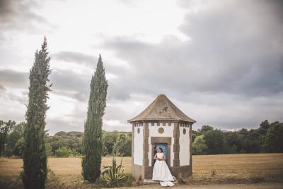 fotógrafo boda barcelona :: fotógrafía de boda barcelona :: fotógrafo de boda en Sant Cugat :: fotografía de boda natural