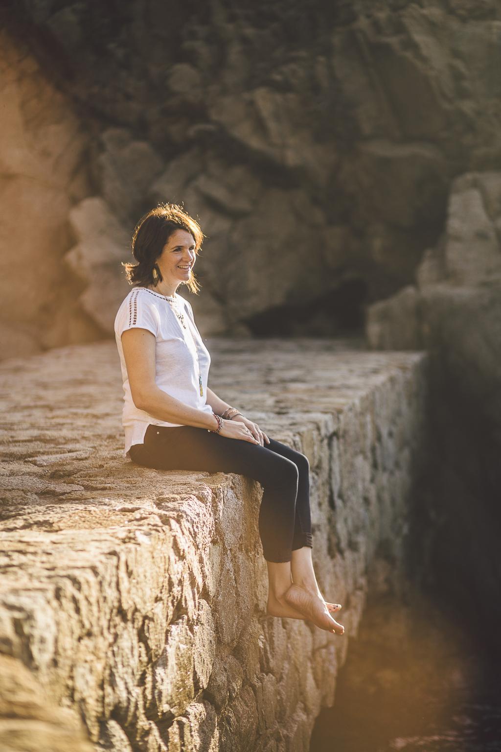 fotógrafo book empresarial :: book de empresa :: fotografía personal :: fotografía natural en la playa :: Fotógrafo Lloret de Mar