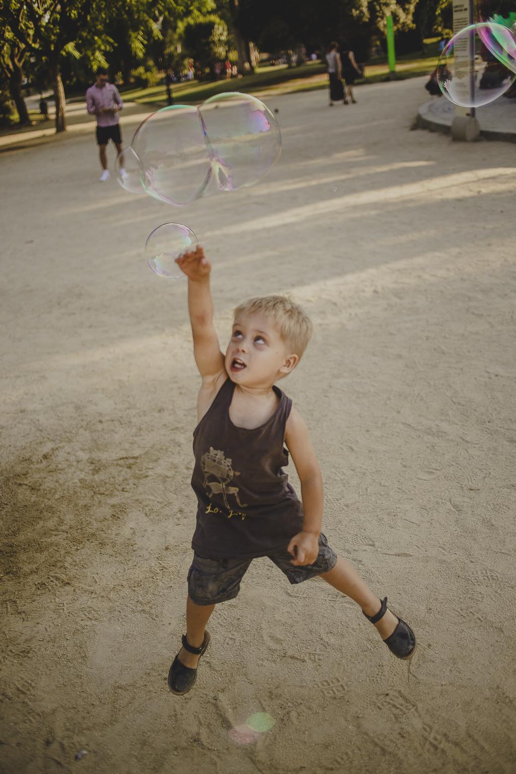 fotógrafo de familia :: fotíografo familiar :: fotografía de familia Barcelona :: Parc de la Ciutadella