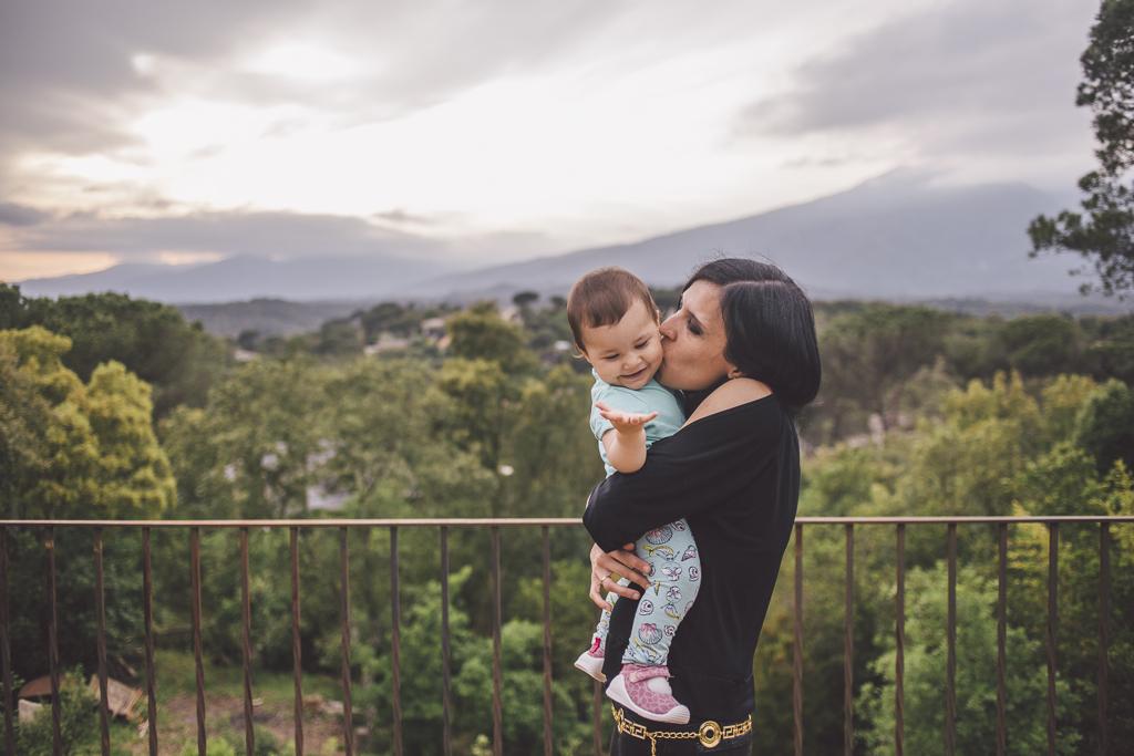 fotógrafo de familia barcelona :: fotógrafo familiar en Barcelona :: fotógrafo Sant Cugat :: fotógrafo en casa :: Familia numerosa :: Montseny