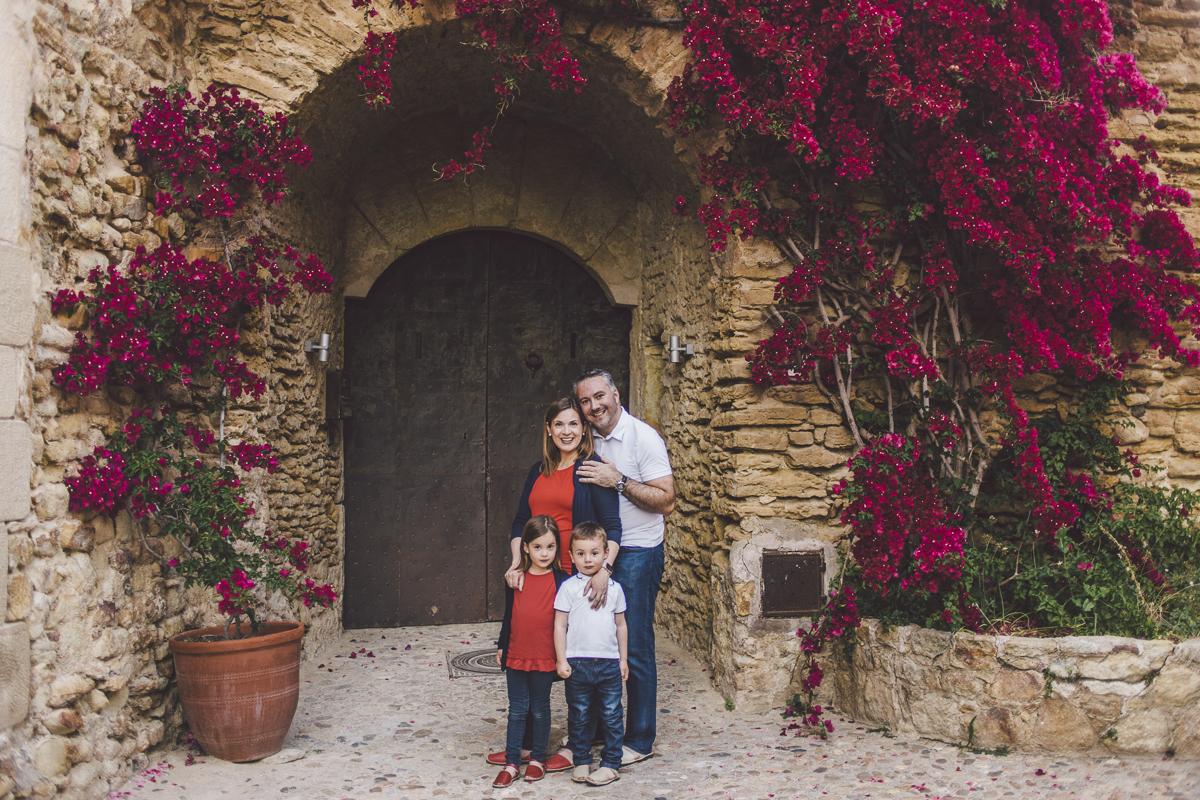 fotografo de familia Pals :: Girona family photographer :: Fotógrafo Costa Brava :: Familia en Pals :: Reportaje de familia Natural