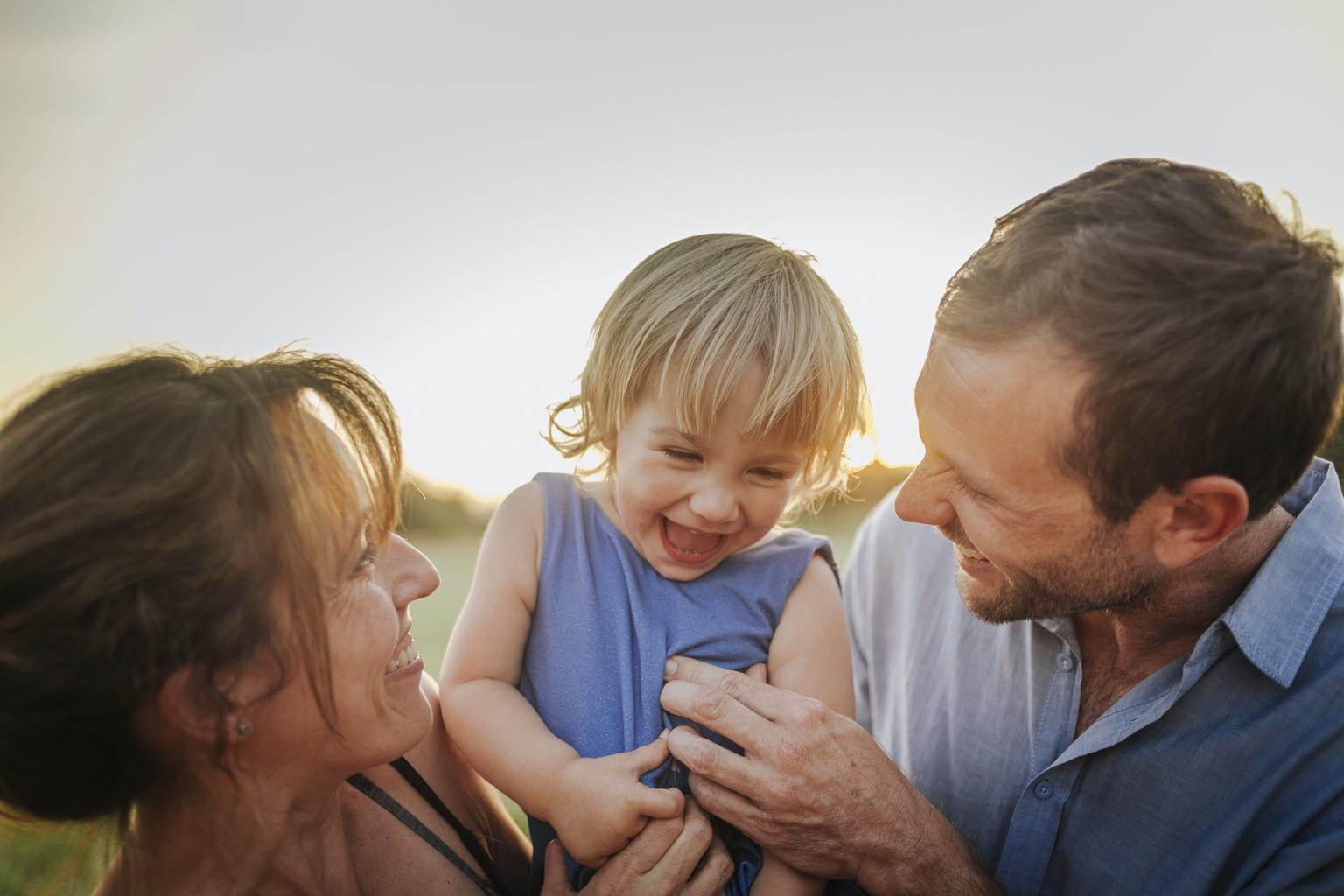Fotógrafo de familia Barcelona :: Gironella :: Reportaje de familia