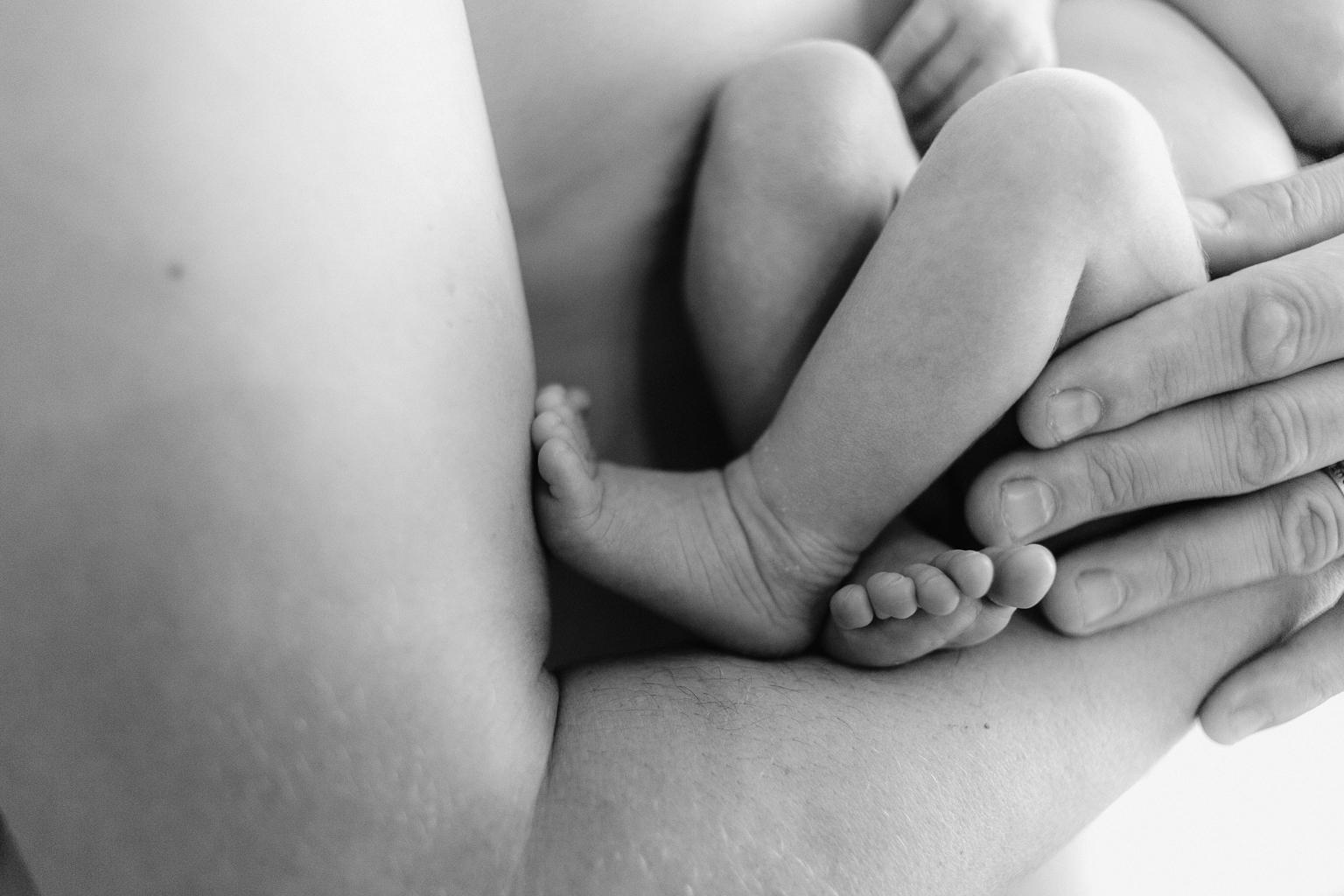 Fotógrafo recién nacido Barcelona