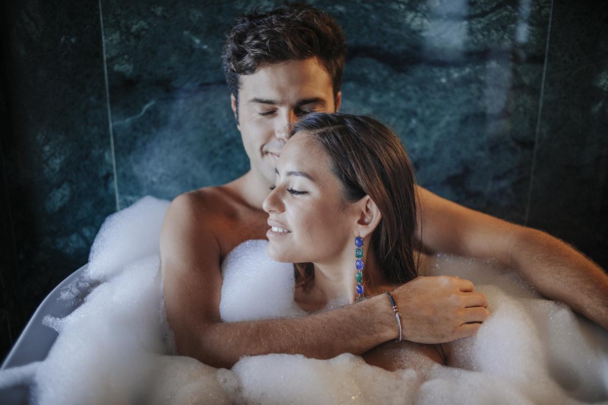 Nathan :: Nayan Kao :: Nathan Masterchef :: Masterchef 2016 :: Hotel La Florida :: Joyas Rabat :: Amanecer romántico :: Fotógrafo de pareja Barcelona