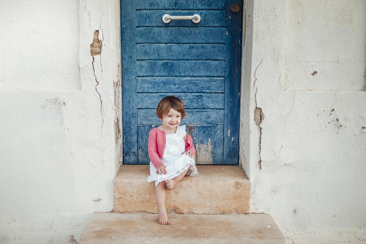 fotógrafo de familia Sant Cugat :: fotógrafo familiar natural :: fotografía familiar en la playa :: Altafulla :: amanecer