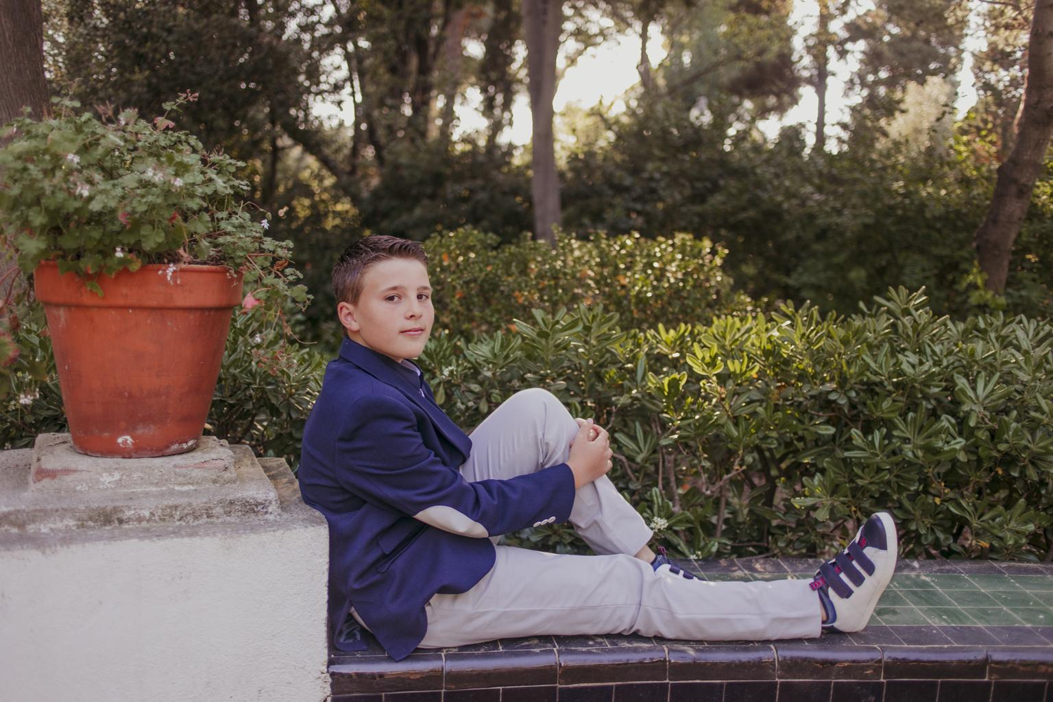Fotógrafo primera comunión barcelona :: fotografía primera comunión :: fotógrafo Sant Cugat :: fotógrafo Barcelona :: Fotógrafo comunión natural