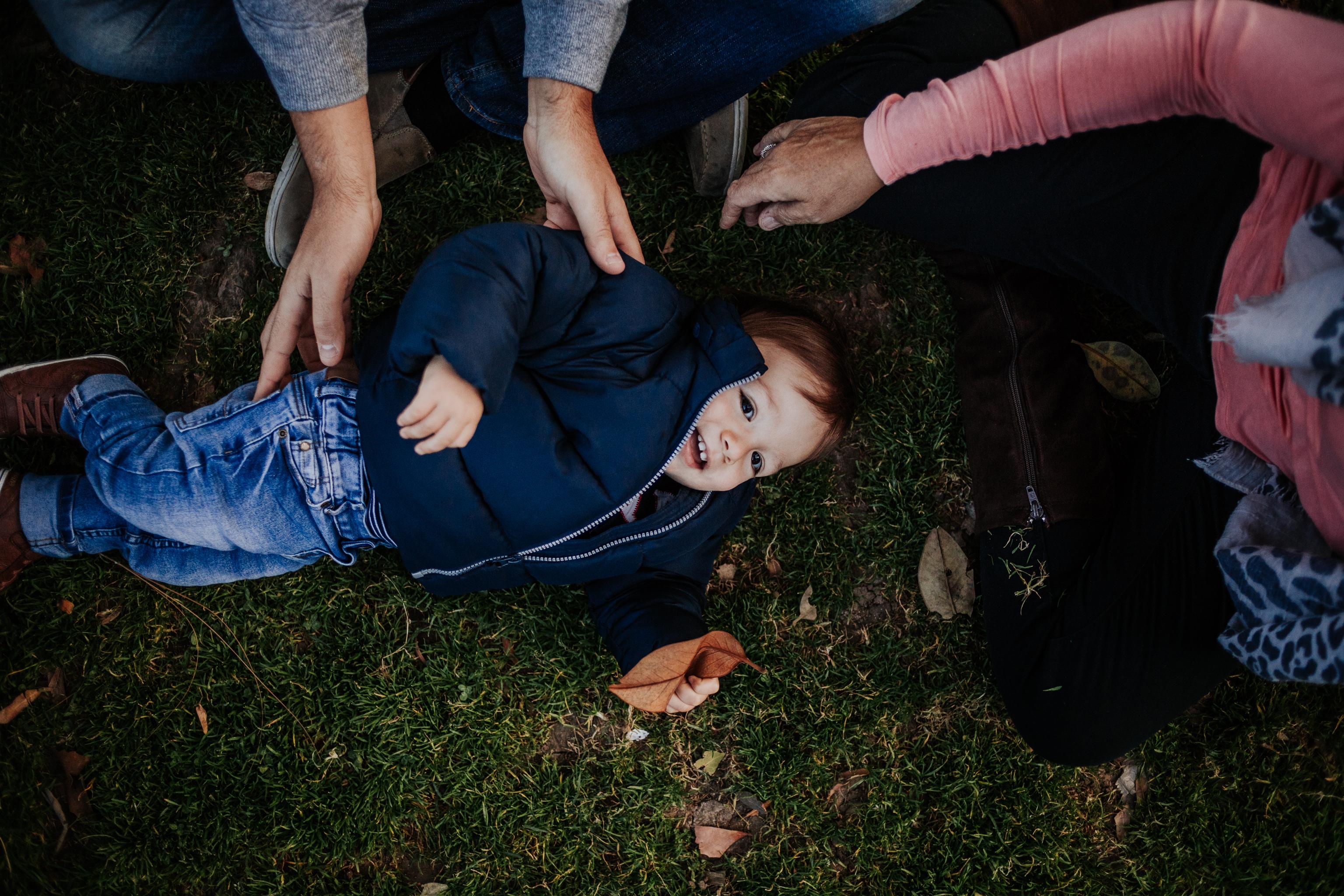 Fotógrafo de familia Barcelona :: Tarde en el Parque de la Ciutadella