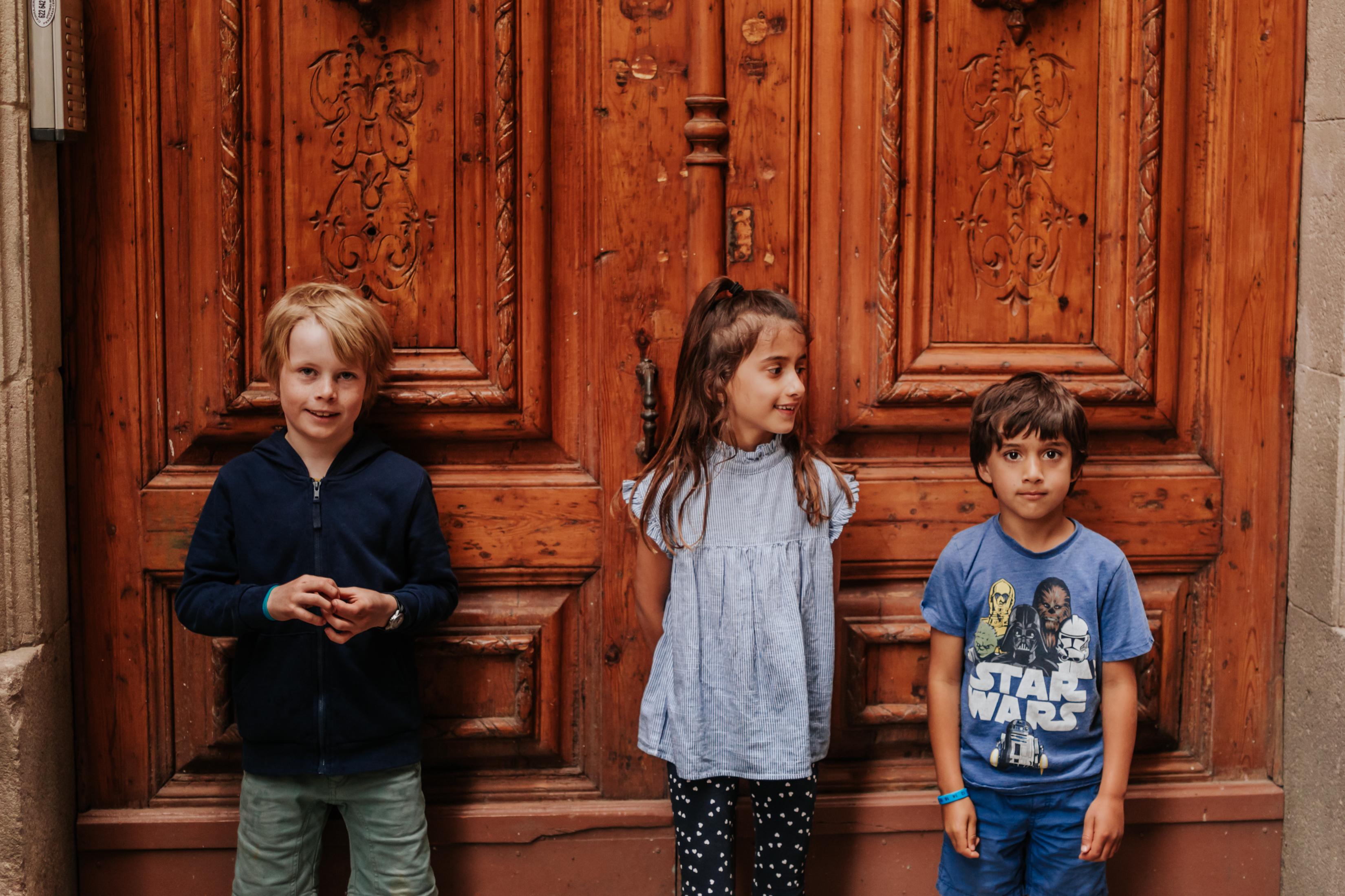 Fotógrafo de familia Barcelona :: Barcelona photographer :: Barcelona photo session :: Barcelona Gothic Quarter
