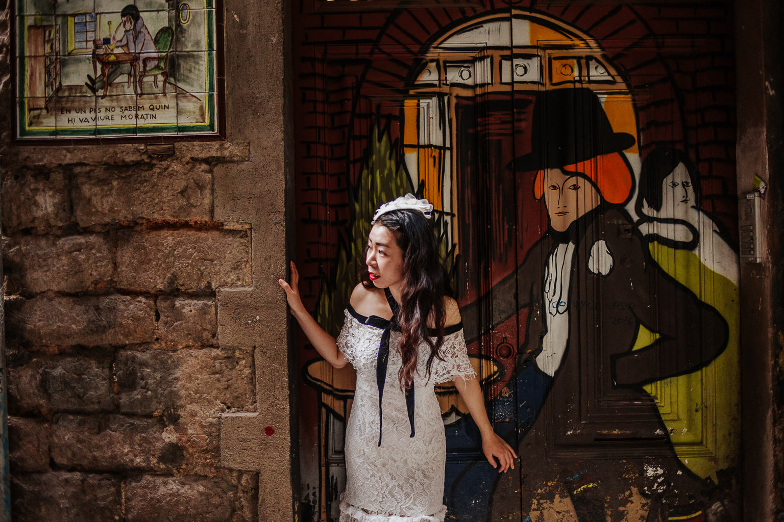 Barcelona photographer :: Barcelona Session :: Gothic quarter photo session :: Barcelona wedding photographer