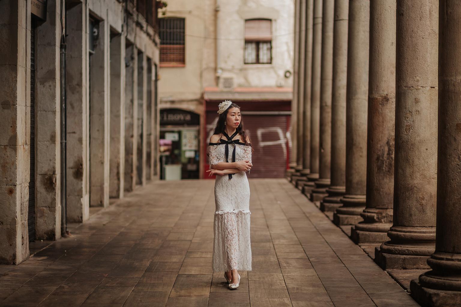 Barcelona photographer :: Barcelona Session :: Gothic quarter photo session :: Barcelona wedding photographer