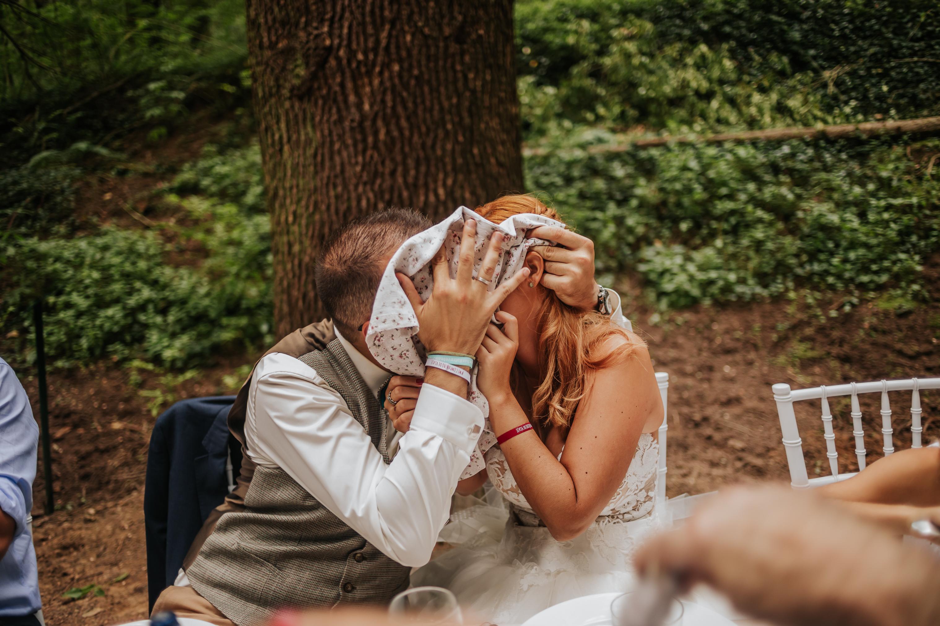 Fotógrafo de bodas en Barcelona :: Barcelona wedding photographer :: Bodas reales :: Bodas diferentes :: Bodas divertidas