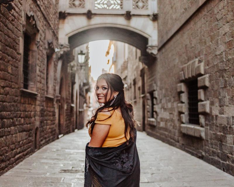 fotógrafo book personal en barcelona :: fotógrafo barcelona :: fotógrafo turístico en barcelona :: quinceañera en barcelona
